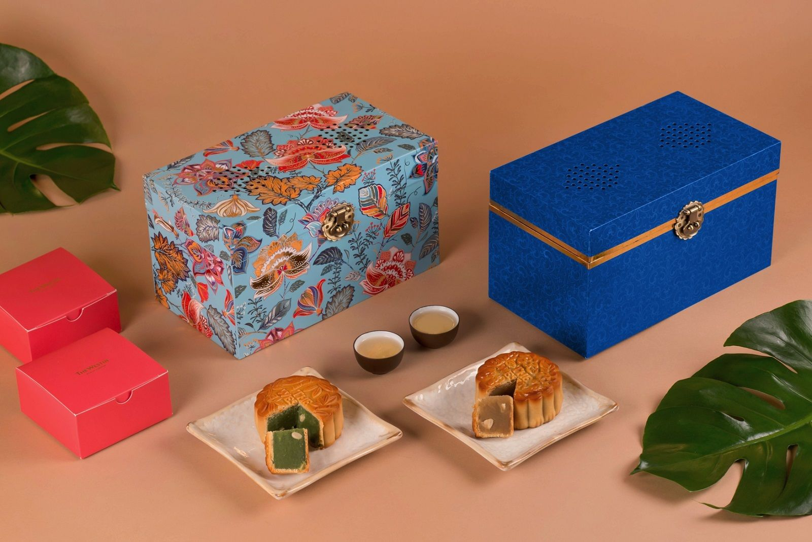 YUÈ Mooncake Gift Box, mooncakes kl 2017