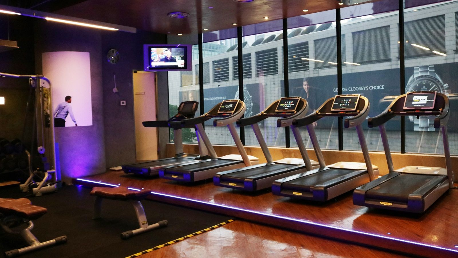 westin workout,fitness centre,westin kl gym,gym in kl